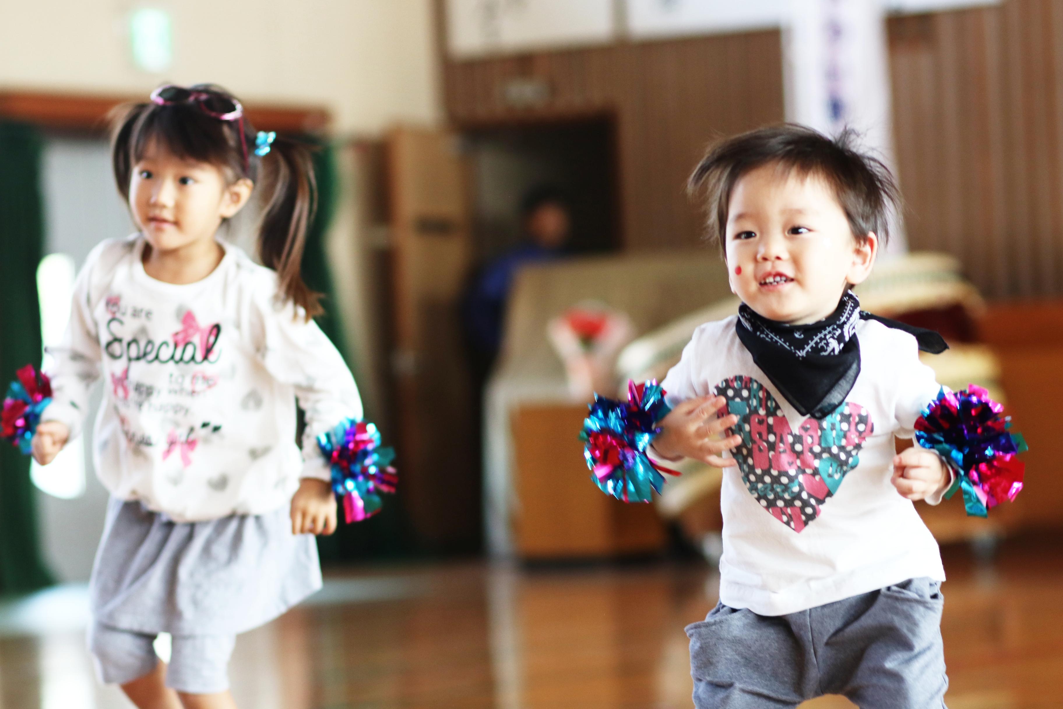 キラキラキッズ(幼児ダンス)