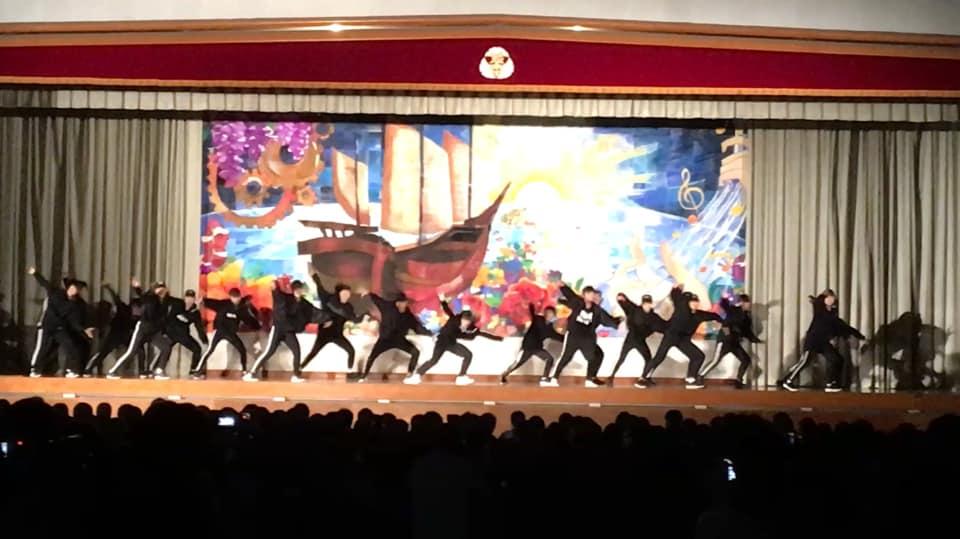ダンス部  初ステージ!(わいわい夢クラブ)